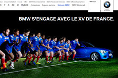 BMW France et le Rugby